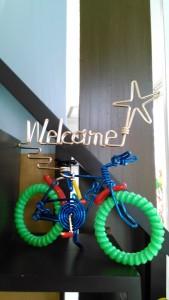 針金自転車
