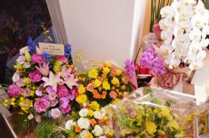 オプーンお花