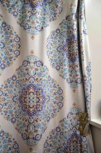 インポートデザインカーテン